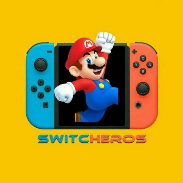 Switcheros – Nintendo Switch