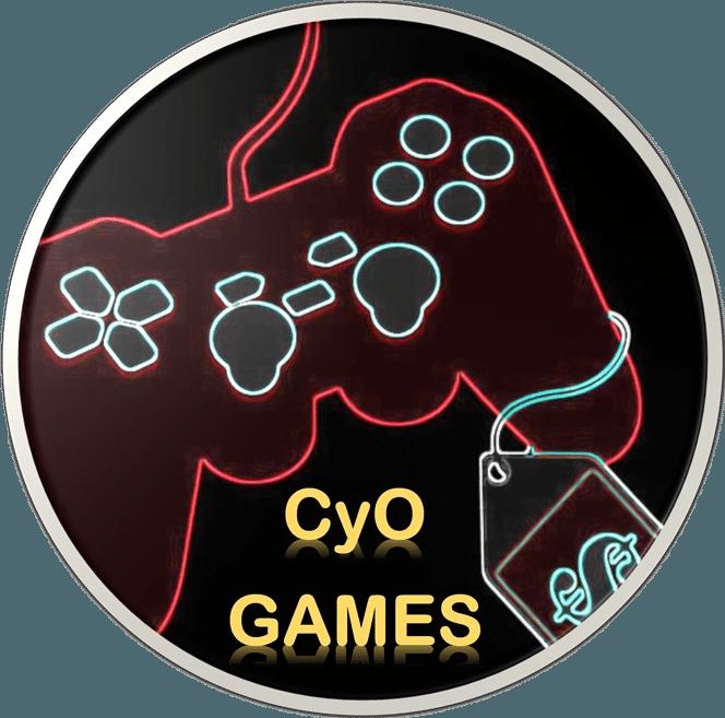 CYO GAMES LOGO mod 2